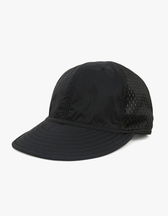 Cayl Mesh Hiker Cap - Black | HEIGHTS. | 하이츠 온라인 스토어