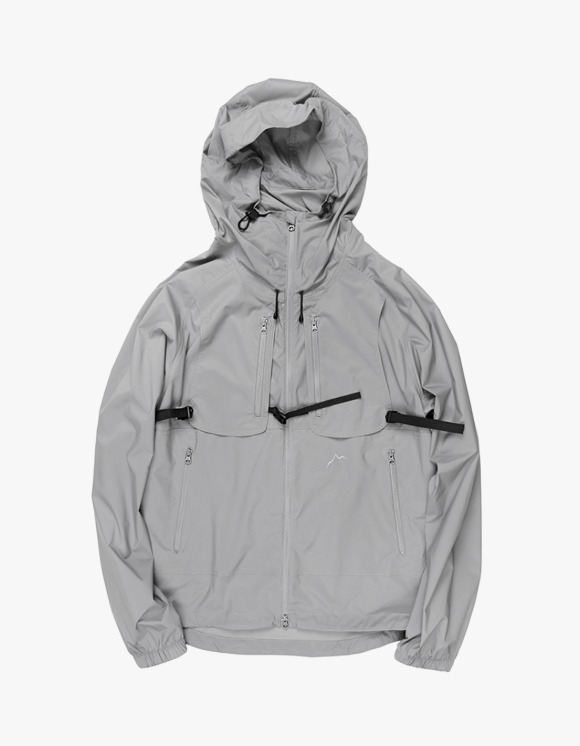 Cayl Buckle Wind Jacket - Grey | HEIGHTS. | 하이츠 온라인 스토어