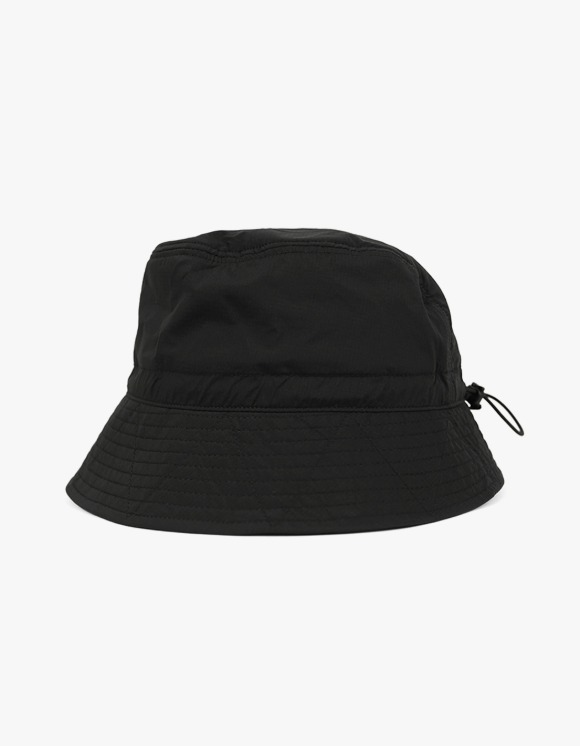 Cayl Light Nylon Bucket Hat - Black | HEIGHTS. | 하이츠 온라인 스토어