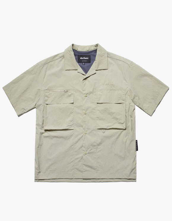 Wild Things Camping Half Shirts - Light Beige | HEIGHTS. | 하이츠 온라인 스토어